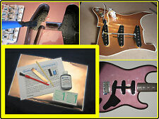 Guitare électrique blindage kit-conductive paint copper foil pickguard shield