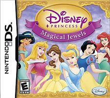 Nintendo DS Disney Princess Magical Jewels Brand New