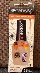 Halloween Impress Press on Nails Treasure Island 62175