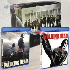 Paquete The Walking Dead Temporadas 1 al 7 Blu-ray ESPAÑOL LATINO Region Free