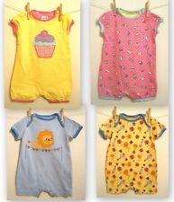 girls boys  john lewis romper playsuit age 0-3 3-6 6-9 9-12 12-18 18-24 months