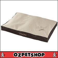 ROGZ Flat Spice Podz Dog Bed Cushion - Large - Bronze Bone