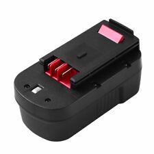 2 Pack 18V 3600mAh NI-MH Battery for Black & Decker HPB18 HPB18-OPE FS18BX