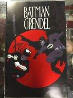 1993 Batman Grendel #1 Red Foil Ashcan DC Comics High Grade Bagged & Boarded