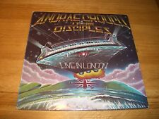 Andrae Crouch & the disciples-Live in london.lp