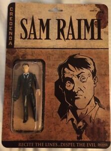 NYCC 2014 Sam Raimi Figure Credenda Reaction Exclusive SIGNED ONLY 20 EXIST!