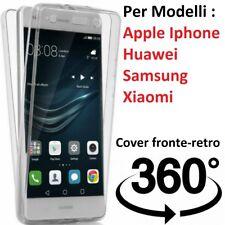 360 Ultra Slim Case Samsung Galaxy A5 2017 trasparente