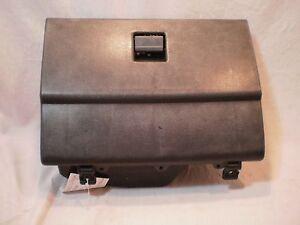 83-86 TOYOTA TERCEL SR5 WAGON Interior Front USED Glove Box  w/ Latch & 4WD Inst