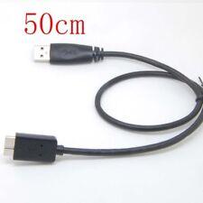 usb3.0 PC Data SYNCCable For Seagate GoFlex Desk Desktop Adaptor STAE107 0cm