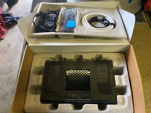 Xfinity Cisco RNG100 Cable Box Receiver With Accessories