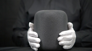 Apple HomePod Space Grey - 'The Masked Man'
