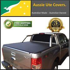 Ford Ranger PX XLT Dual Cab Clip On Australian Made Ute Tonneau Cover