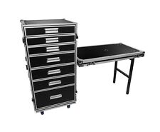 OSP Pro-Work 7 Drawer Audio Sound Tech Production Utility Road Tour Stage Case
