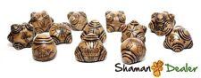 REIKI Chumpi stones khuyas Alabaster Shaman 12 chakra , mesa cloth as a gift