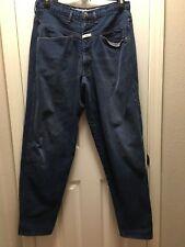Marithe Francois Girbaud MFG Denim Blue Jeans Vintage Waist 33 x 31 Length