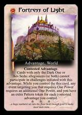 Fortress of Light  Wheel of Time CCG TCG NM/M