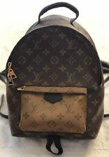 Louis Vuitton Palm Springs Pm Reverse Backpack Handbag Bag LV M43116 AUTHENTIC