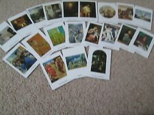National Gallery Artists Card Game