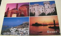 Greece Rhodes Multi-view Marmatakis - posted 1995