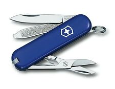 VICTORINOX Classic BLUE Coltellino Multiuso 58mm 0.6223.2 *Spedizione Tracciata*