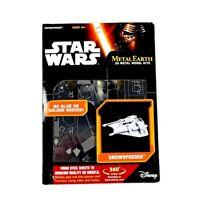 Star Wars Metal Earth 3D Model Kit Snowspeeder
