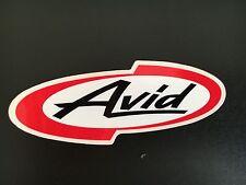 """1xSticker """"AVID"""" / MTB,CAR,BMX/NEU"""
