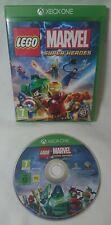 Xbox One Lego Marvel Super Heros Spiel Spaß Kinder Spielen Konsole Free p&p