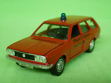 SCHUCO VW PASSAT VARIANT FIRE ENGINE FEUERWEHR - RED 1:43 - GOOD CONDITION