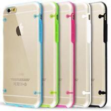 Fundas y carcasas bumper de color principal transparente de silicona/goma para teléfonos móviles y PDAs