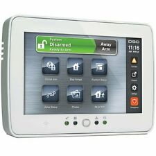 DSC PTK5507 PowerSeries TouchScreen Security Interface 7 Inch display