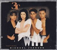 3T Why (1996, feat. Michael Jackson) [Maxi-CD]