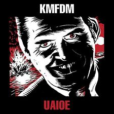 KMFDM UAIOE CD 2006