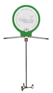 CELLAVITA therapeutischer Hexagonwasser® Hand-Wirbler Handwirbler | Made Germany