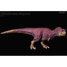 More details for rebor 1:35 carnotaurus rex crimson king requiem model new (box damaged)  last 8