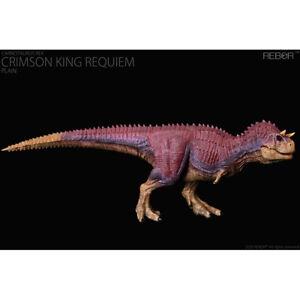 Rebor 1:35 Carnotaurus rex Crimson King Requiem model NEW (box damaged)  LAST 2