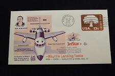 SPACE COVER 1976 MACHINE CANCEL JET STAR SPACE SHUTTLE LANDING TEST #429 (4179)
