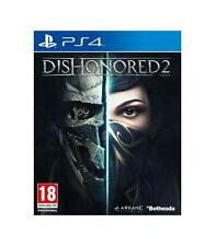 """Juego Sony PS4 """"dishonored 2 Day One"""""""