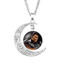 1 Elvis Presley Moon Crescent Necklace #1