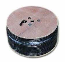 Times Fiber RG11 Messenger 083 T1160-VB-083M Premium Shield Coaxial Cable 845 FT