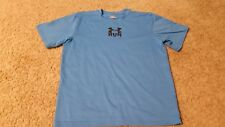 Men's Under Armour Escape Runners Wanted Graphic T-Shirt Size M Blue #1216581