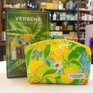 L'occitane Verbena Discovery Set Hand Cream Soap Gel Body Lotion EDT *FreePost