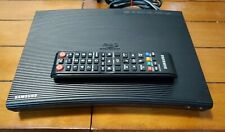 SAMSUNG BD-JM51 CURVED 1080P HD BLU-RAY & DVD PLAYER WITH REMOTE & HDMI