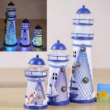 Navigation Crafts Nautical Home Ornament Handcraft Beacon Decoration Lighthouse
