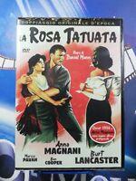 LA ROSA TATUATA *A&R* DVD NUOVO