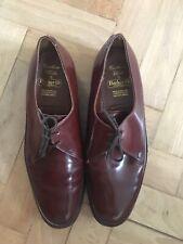 mens barker shoes size 10 1/2 G Lace Up Excellent Condition