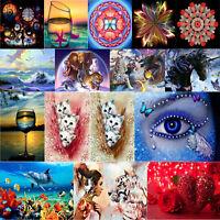 DIY 5D Diamond Painting Embroidery Cross Stitch Kits Mosaic Home Decor Art Craft
