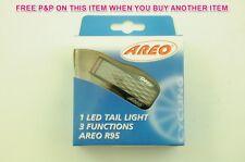 Wide Beam AREO R95 ROSSO LED MTB / qualsiasi Bici Posteriore Tail Luce SEAT POST MONTAGGIO 50% o