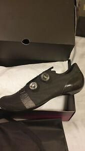 Rapha Pro Team Shoes - Black - UK Size 9 - EUR 43 - BNIB - RRP £260