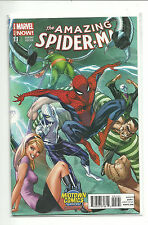 (2014) MARVEL NOW! AMAZING SPIDER-MAN #1.1 MIDTOWN VARIANT J SCOTT CAMPBELL - NM