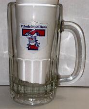 VINTAGE Toledo Mud Hens Glass Mug Tony Packo's Cafe Toledo Ohio MiLB